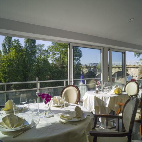 Restaurant l'Esturgeon à Poissy